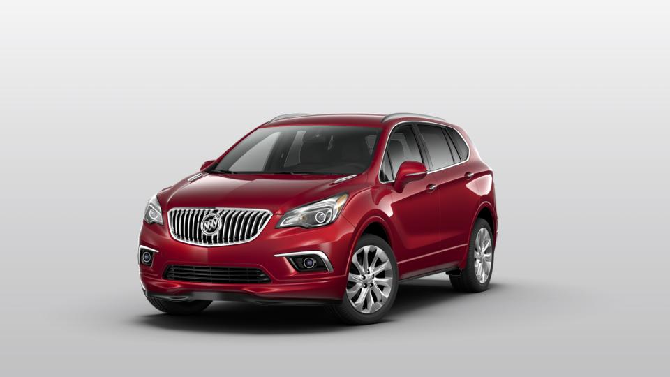 2017 Buick Envision Vehicle Photo in Joliet, IL 60435
