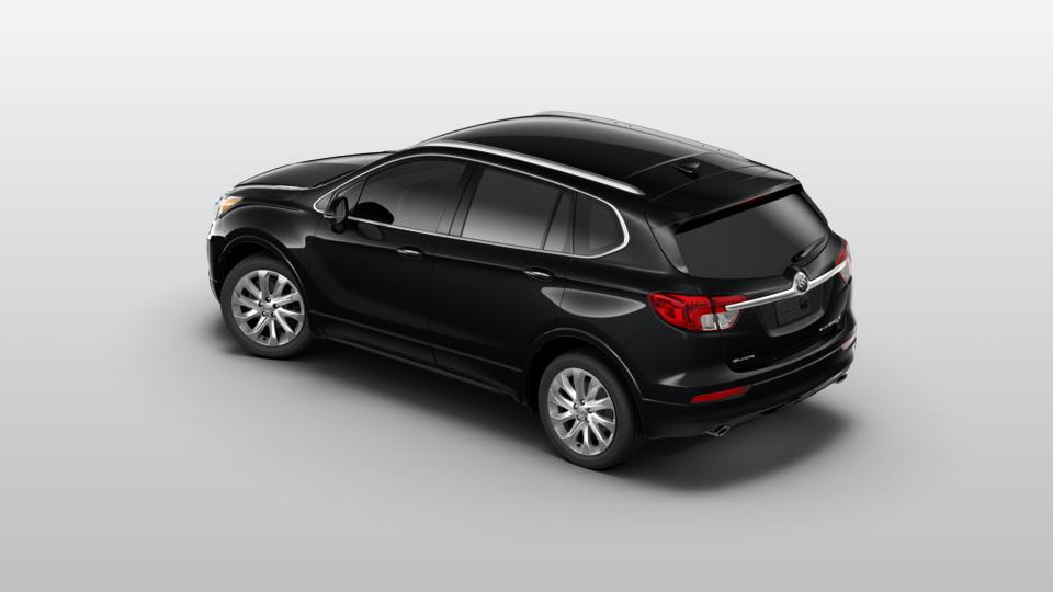 Anaheim Gb8 Ebony 2017 Buick Envision New Suv For Sale