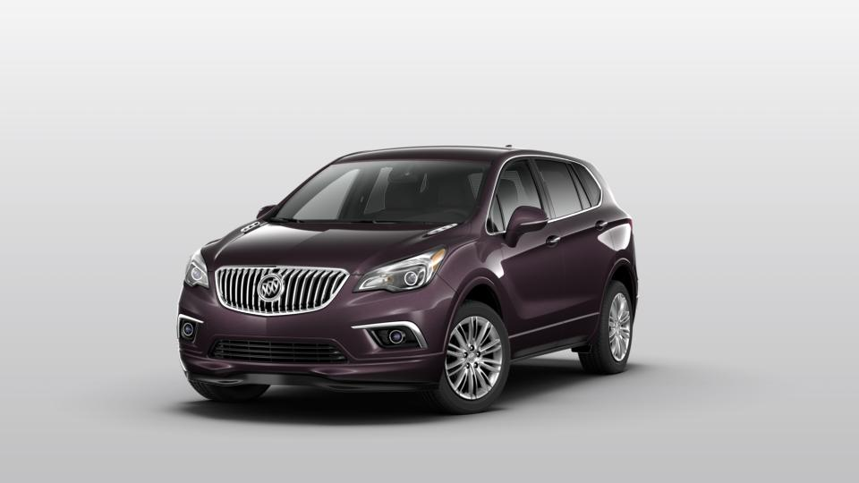 2017 Buick Envision Vehicle Photo in Warrensville Heights, OH 44128