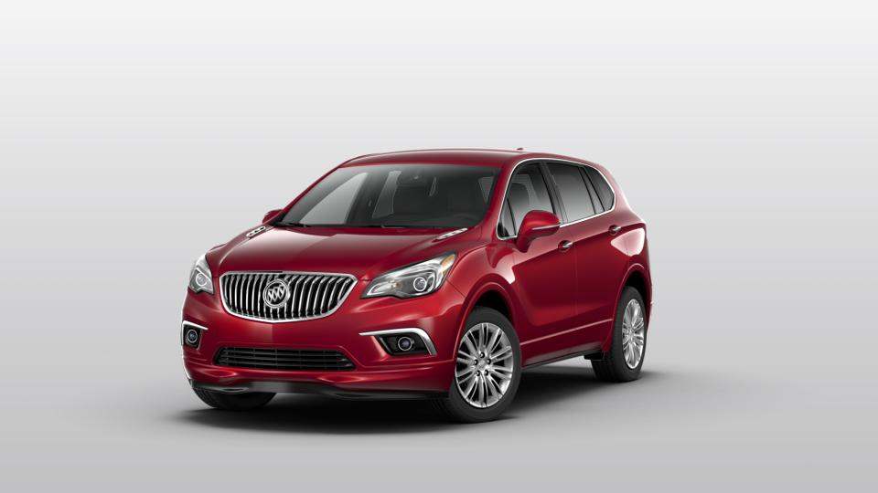 2017 Buick Envision Vehicle Photo in Danville, KY 40422