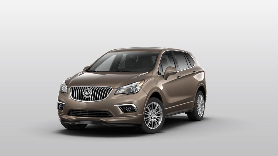 2017 Buick Envision Vehicle Photo in Akron, OH 44303