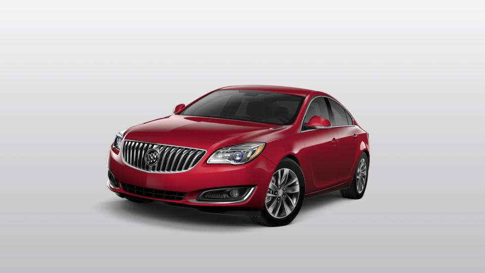 2017 Buick Regal Vehicle Photo in Mansfield, OH 44906
