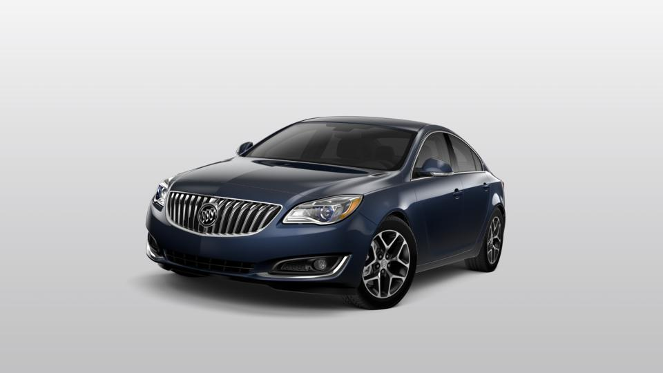 2017 Buick Regal Vehicle Photo in Warrensville Heights, OH 44128