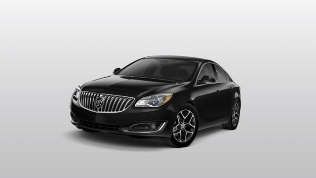2017 Buick Regal Vehicle Photo In Great Falls Mt 59401