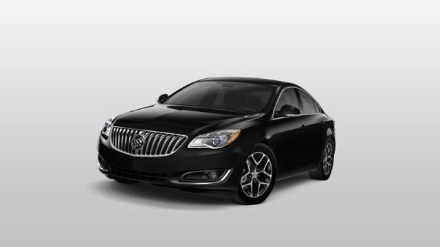 Dickinson Black Onyx 2017 Buick Regal Used Car For Sale U38996