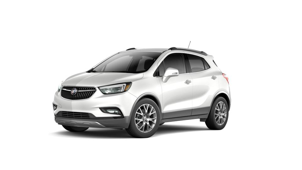 2017 Buick Encore Vehicle Photo in Akron, OH 44312