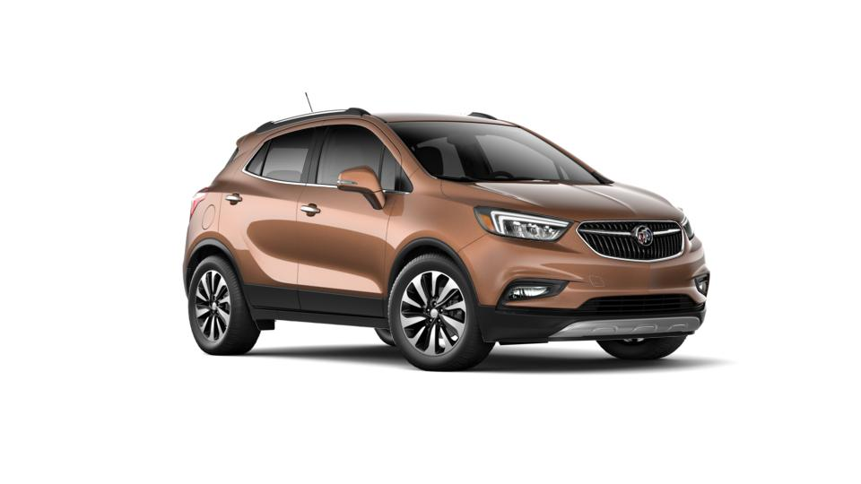2017 River Rock Metallic Buick Encore for Sale at Charles ...