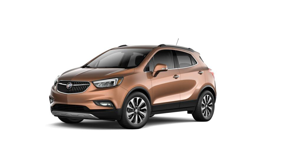 2017 Buick Encore Vehicle Photo in Westborough, MA 01581
