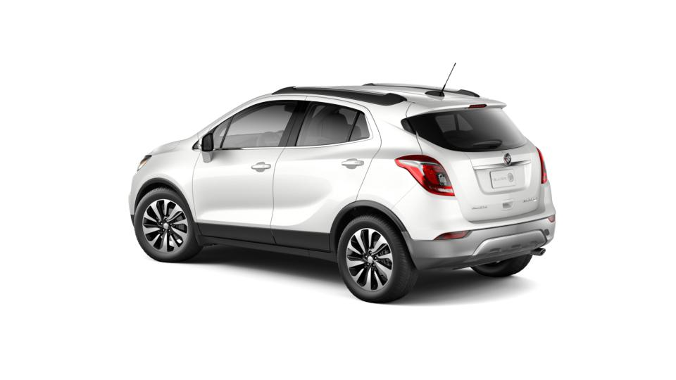 new 2017 white frost tricoat buick encore essence awd for sale in helena kl4cjgsb5hb174898. Black Bedroom Furniture Sets. Home Design Ideas