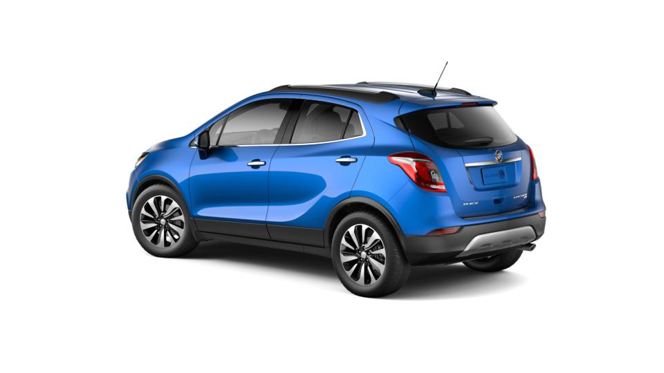 2017 Coastal Blue Metallic Buick Encore for Sale at Charles Boyd Chevrolet Buick GMC