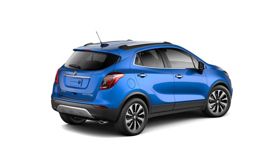 2017 Coastal Blue Metallic Buick Encore for Sale at ...
