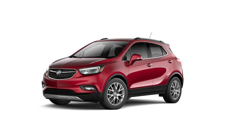 2017 Buick Encore Vehicle Photo in Troy, MI 48084
