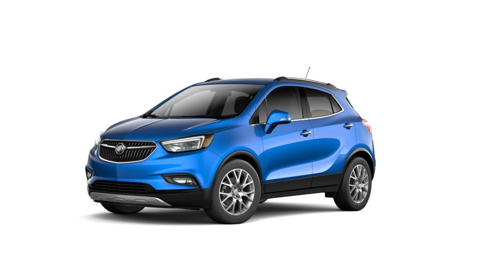 2017 Buick Encore Vehicle Photo in Appleton, WI 54914