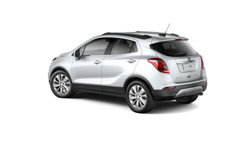 New 2017 Quicksilver Metallic Buick Encore Preferred Awd