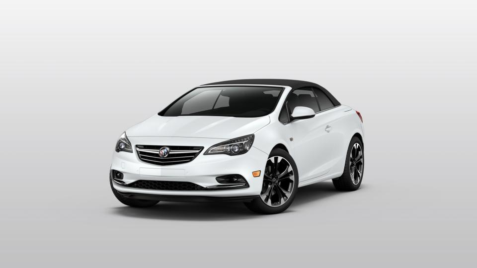 2017 Buick Cascada Vehicle Photo in Visalia, CA 93292