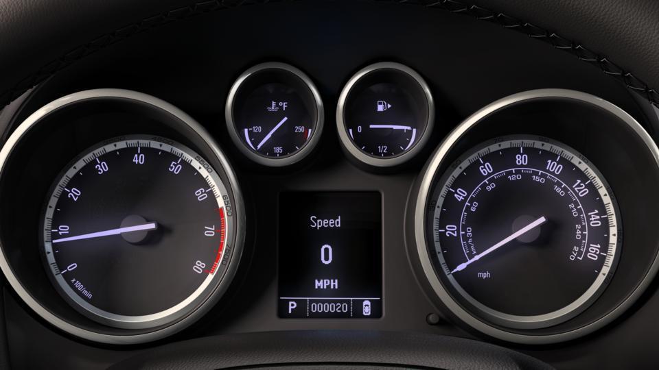 El Paso Buick Verano