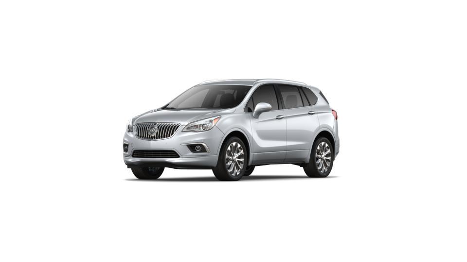 New 2018 Buick Envision Awd 4dr Premium Ii