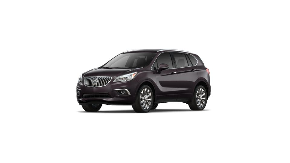 2018 Buick Envision Vehicle Photo in Manhattan, KS 66502