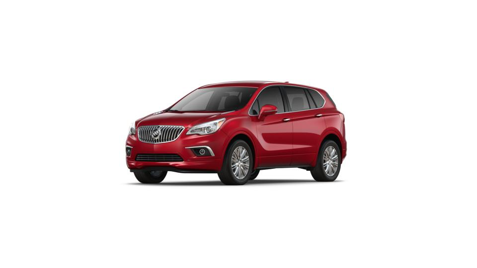 2018 Buick Envision Vehicle Photo in Merrillville, IN 46410