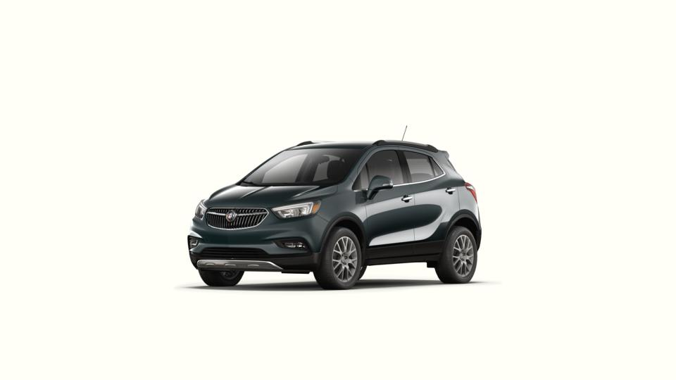 2018 Buick Encore Vehicle Photo in Elyria, OH 44035