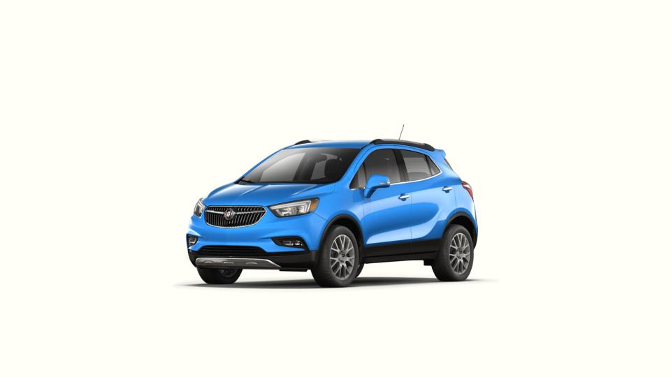 2018 Buick Encore Vehicle Photo in Brownsville, TX 78520