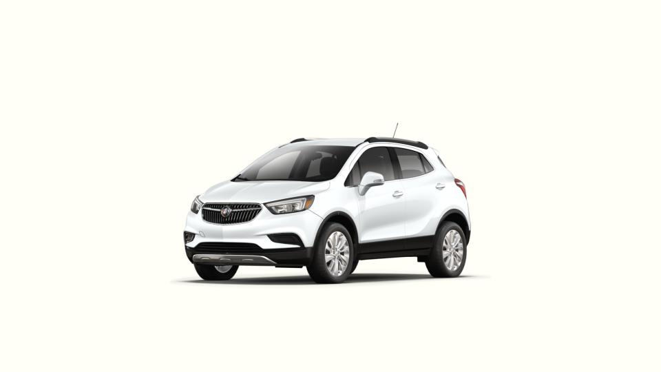 2018 Buick Encore Vehicle Photo in Odessa, TX 79762