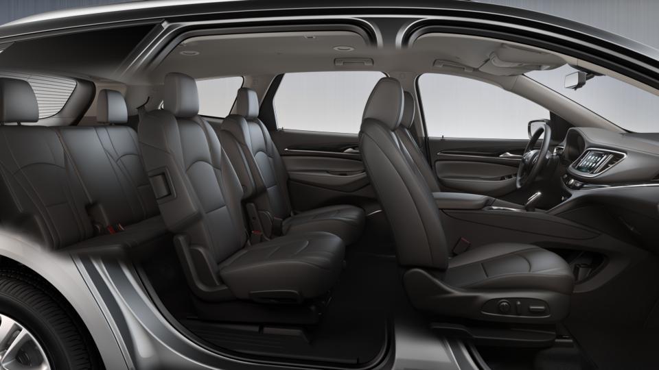 Ferndale Ebony Twilight Metallic 2018 Buick Enclave: New Suv for Sale - BI0008