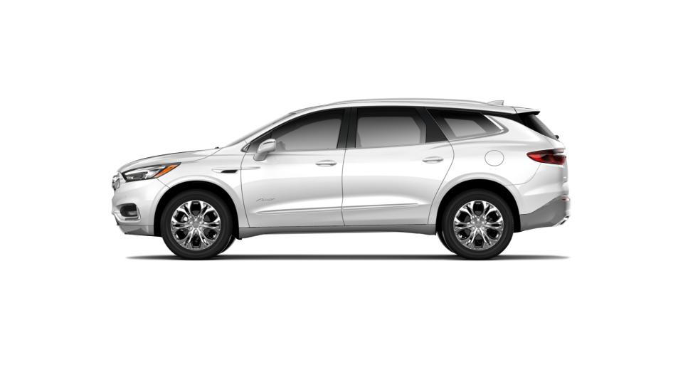 New 2018 White Frost Tricoat Buick Enclave Avenir AWD For ...