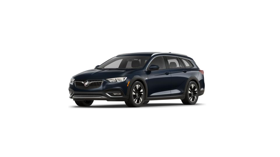 2018 Buick Regal TourX Vehicle Photo in Auburn, MA 01501