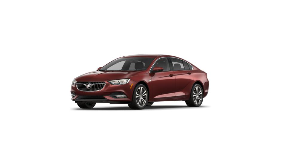2018 Buick Regal Sportback Vehicle Photo in Dallas, TX 75209