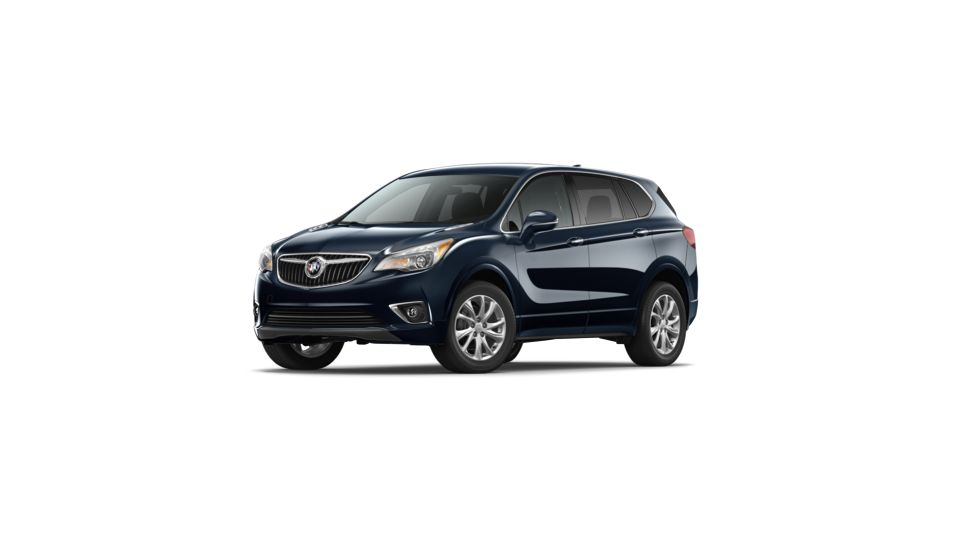 2020 Buick Envision Vehicle Photo in Tulsa, OK 74131