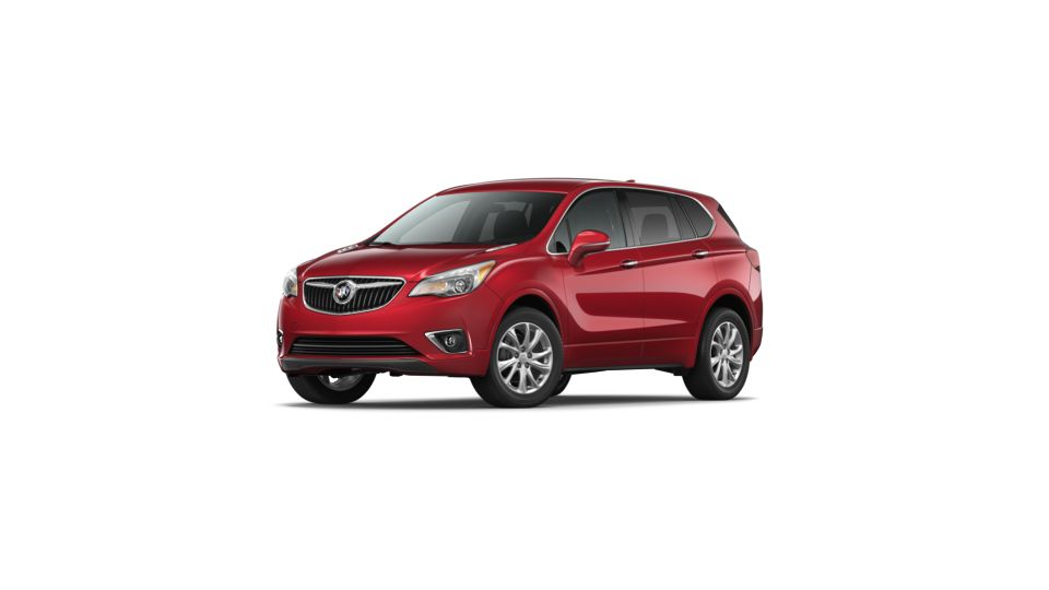 2020 Buick Envision Vehicle Photo in San Antonio, TX 78254