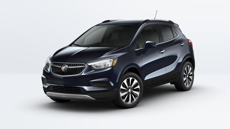 2021 Buick Encore Vehicle Photo in Lowell, MA 01852