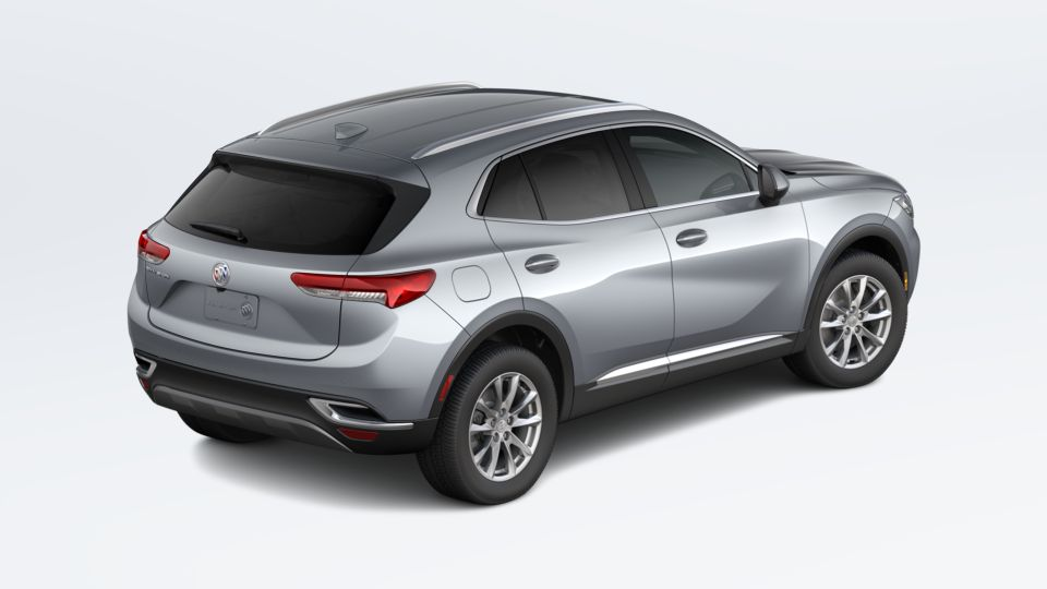 New Satin Steel Metallic 2021 Buick Envision for sale in ...