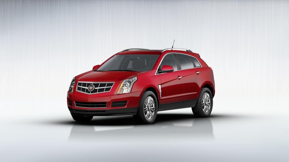 2012 Cadillac SRX Vehicle Photo in Fort Worth, TX 76116