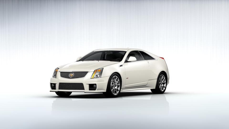 2012 Cadillac CTS-V Coupe Vehicle Photo in Temecula, CA 92591