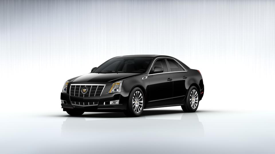 2012 Cadillac CTS Sedan Vehicle Photo in Moultrie, GA 31788
