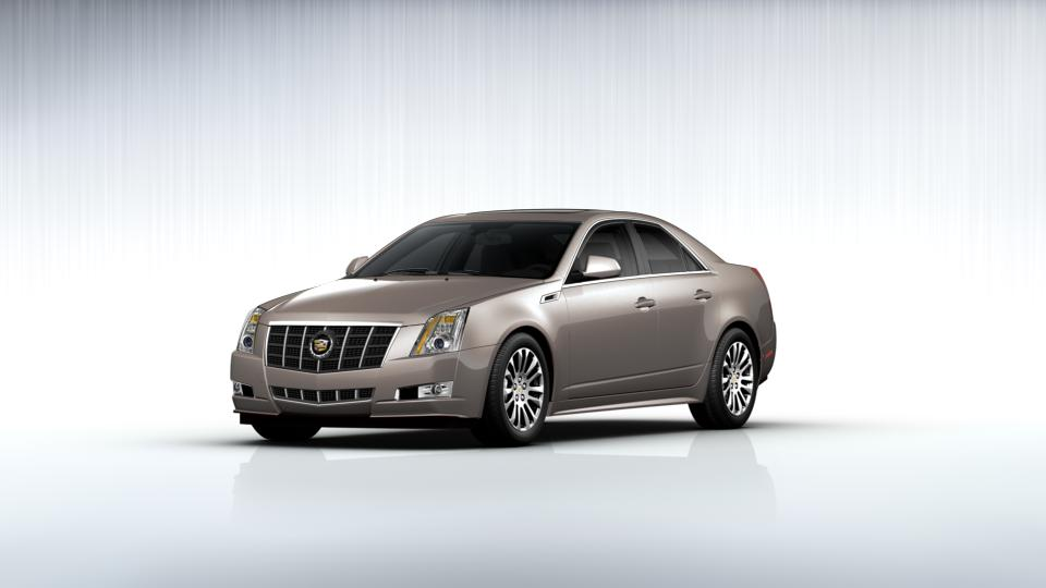 2012 Cadillac CTS Sedan Vehicle Photo in Beaufort, SC 29906