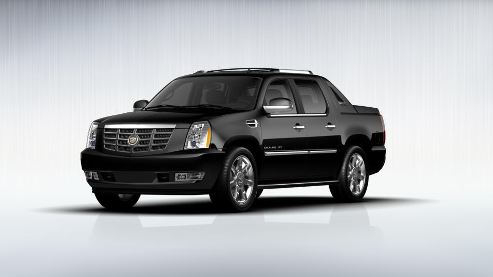 2012 Cadillac Escalade EXT Vehicle Photo in Southborough, MA 01772