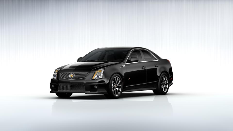 2012 Cadillac CTS-V Sedan Vehicle Photo in Odessa, TX 79762