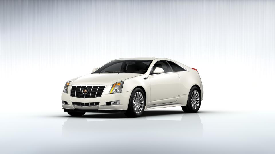 2012 Cadillac CTS Coupe Vehicle Photo in Zelienople, PA 16063