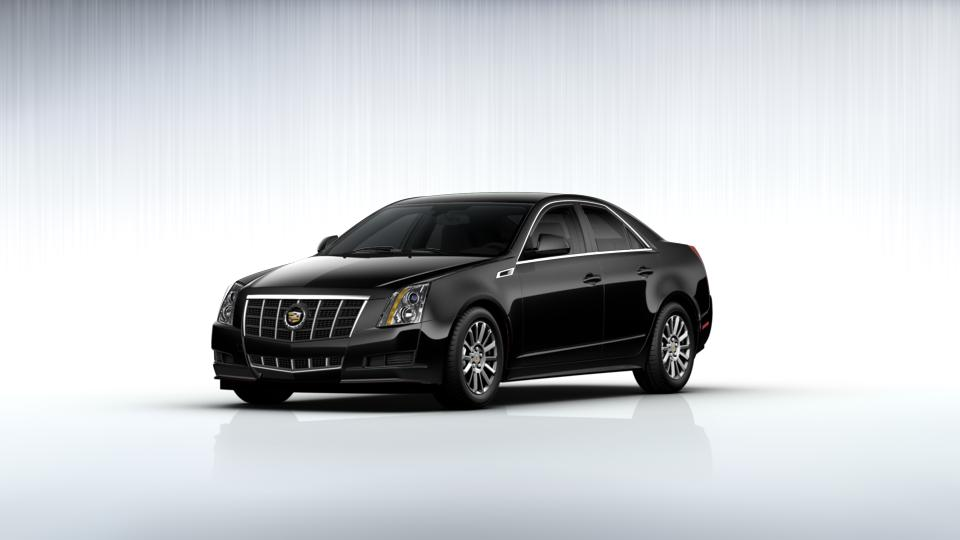 2012 Cadillac CTS Sedan Vehicle Photo in EXTON, PA 19341