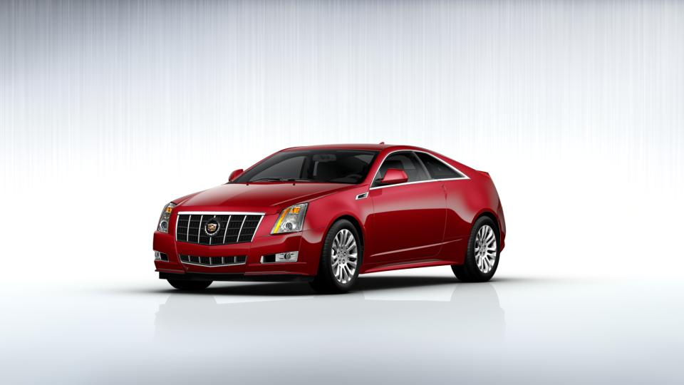 2012 Cadillac CTS Coupe Vehicle Photo in Selma, TX 78154