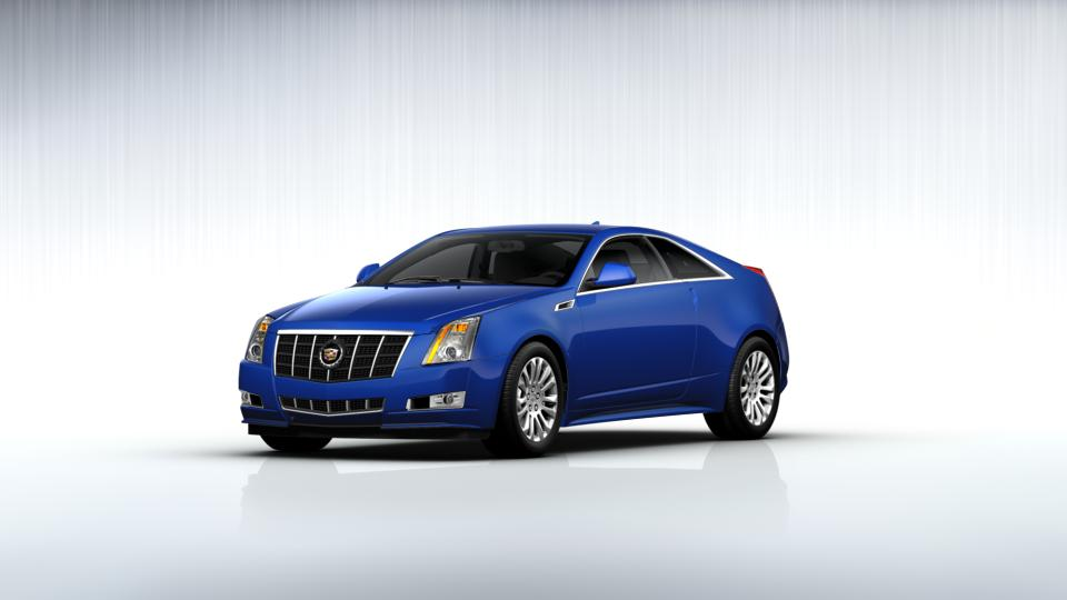 2012 Cadillac CTS Coupe Vehicle Photo in Portland, OR 97225