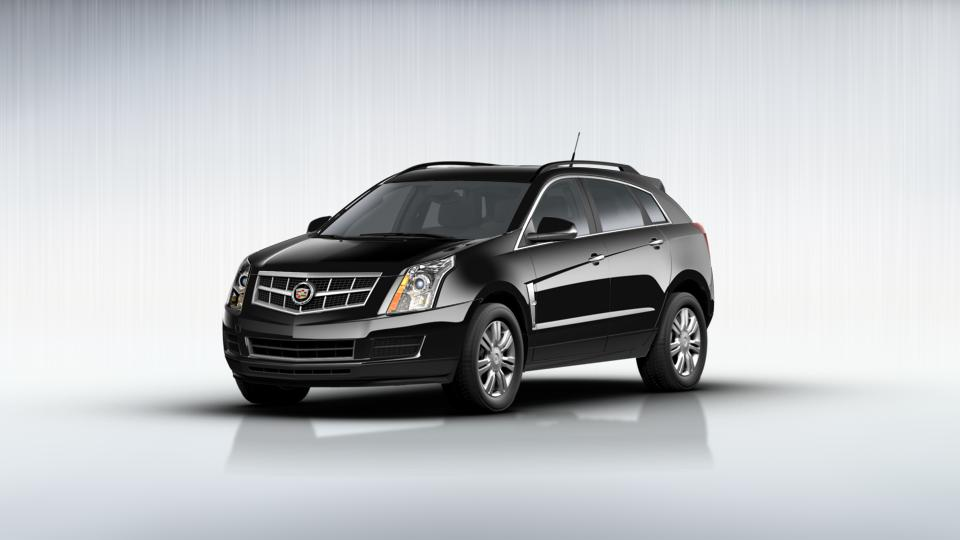 2012 Cadillac SRX Vehicle Photo in Joliet, IL 60435