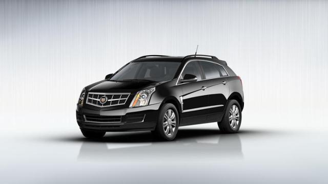 2012 Cadillac SRX for sale at Wheaton GMC Buick Cadillac Ltd
