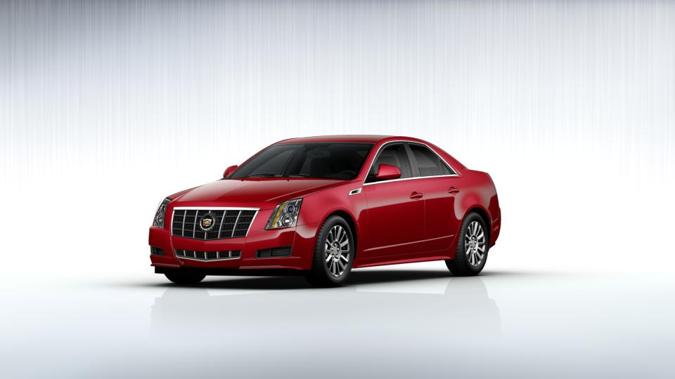 2012 Cadillac CTS Sedan Vehicle Photo in Lincoln, NE 68521