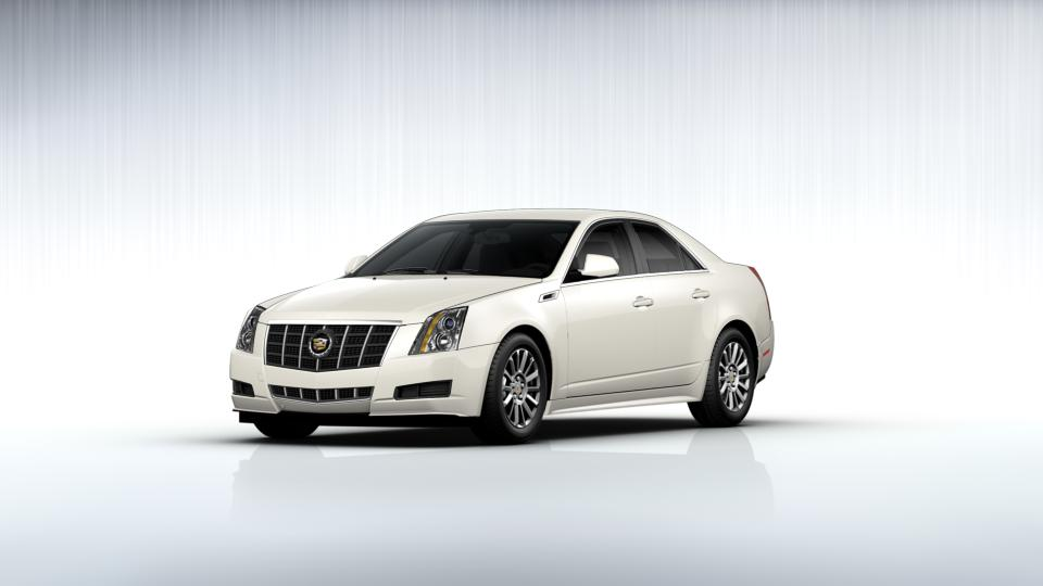 2012 Cadillac CTS Sedan Vehicle Photo in Temple, TX 76502
