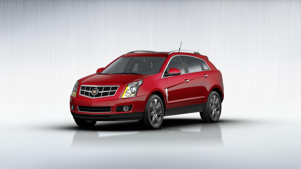 2012 Cadillac SRX Vehicle Photo in San Antonio, TX 78254