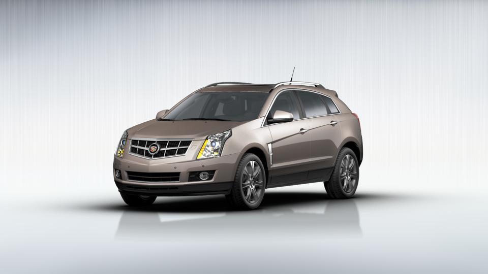 2012 Cadillac SRX Vehicle Photo in Odessa, TX 79762